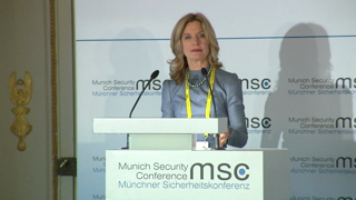 "Munich Security Conference 2017: Panel Discussion ""Climate Security: Good COP, Bad Cops"""