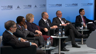 "Munich Security Conference 2017: Panel Discussion ""Health Security: Small Bugs, Big Bombs"""