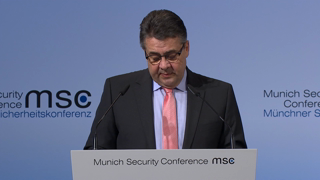 Munich Security Conference 2017: The Franco German View: Sigmar Gabriel and Jean-Marc Ayrault