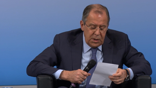 Statement by Sergey Lavrov