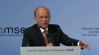 Munich Security Conference 2017: Closing Remarks by Wolfgang Ischinger