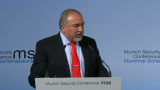 Munich Security Conference 2017: Statement by Avigdor Liberman