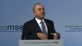 Munich Security Conference 2017: Statement by Mevlüt Çavuşoğlu