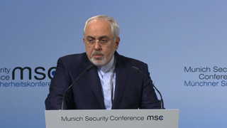 Munich Security Conference 2017: Statement by Mohammad Javad Zarif