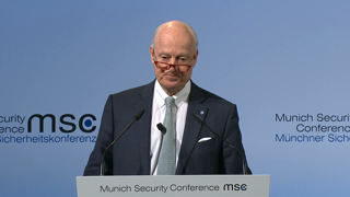 "Munich Security Conference 2017: Panel Discussion ""Syria: Meddling Through"""