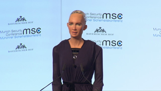 Town Hall Meeting #MSC2018 - The Force Awakens: Artificial Intelligence and Modern Conflict""
