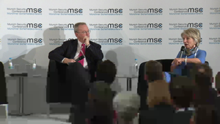 "Munich Security Conference 2018: Fireside Chat ""Technology's Impact on Democracy - Part I"""