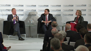 "Munich Security Conference 2018: Fireside Chat ""Technology's Impact on Democracy - Part II"""