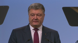 A Comment from Ukraine by Petro Poroshenko