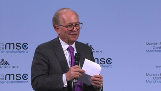 Munich Security Conference 2018: Closing Remarks by Wolfgang Ischinger
