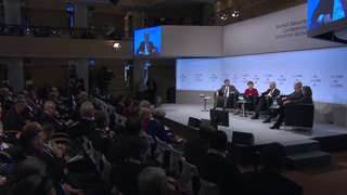 "Munich Security Conference 2018: Panel Discussion ""US Foreign Policy: A Congressional Debate"""