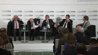 "Munich Security Conference 2018: Panel Discussion ""In or Out? The Countries In-Between Russia and Europe"""