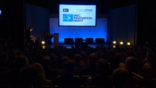 Munich Security Conference 2018: MSC 2018 Innovation Night