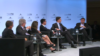 "Night Owl Session ""Present at the Destruction? The Liberal International Order Under Threat"""