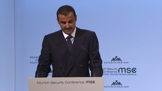 Munich Security Conference 2018: Opening Statement by Sheikh Tamin Al-Thani