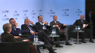 "Panel Discussion ""Defence Cooperation in the EU and NATO: More European, More Connected, More Capable?"""