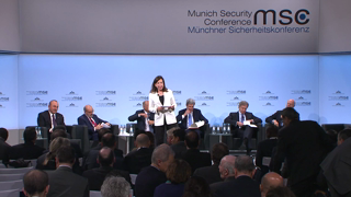 "Munich Security Conference 2018: Panel Discussion ""Widening Gulf"""
