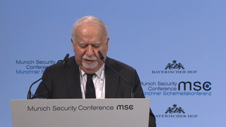 Munich Security Conference 2018: Presentation of the Nunn-Lugar-Award for Promoting Nuclear Security