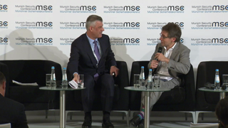 Munich Security Conference 2018: A Comment From Kosovo followed by Q&A