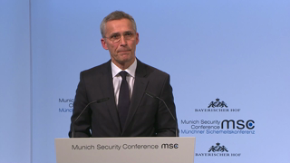 Munich Security Conference 2018: Opening Statement by Jens Stoltenberg
