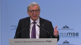 Statement by Jean-Claude Juncker