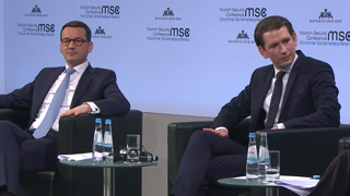 Munich Security Conference 2018: Statements by Mateusz Morawiecki and Sebastian Kurz