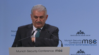 Munich Security Conference 2018: Statement by Binali Yıldırım