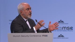Munich Security Conference 2018: Statement by Mohammad Javad Zarif followed by Q&A