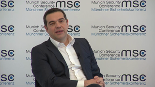 Munich Security Conference 2019: A Conversation with the Recipients of the Kleist Award 2019