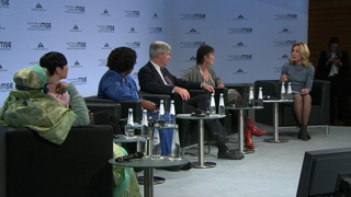 "Munich Security Conference 2019: Panel Discussion ""Climate Change and Security: Too Hot to Handle?"""