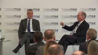 "Munich Security Conference 2019: Panel Discussion ""Security in South East Europe: Two Steps Forward, One Step Back?"""