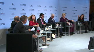 "Panel Discussion ""The Future of Defence Cooperation: Joining Forces?"""
