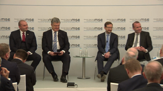 "Munich Security Conference 2019: Panel Discussion ""Security in Eastern Europe"""