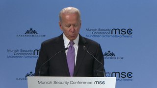 Munich Security Conference 2019: Statement by Joseph R. Biden Jr. followed by Q&A