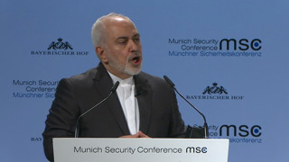 Statement by Mohammad Javad Zarif followed by Q&A