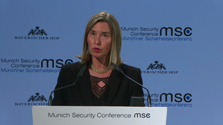 Statement by Federica Mogherini followed by Q&A