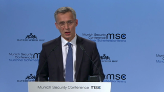 Munich Security Conference 2019: Statement by Jens Stoltenberg followed by Q&A
