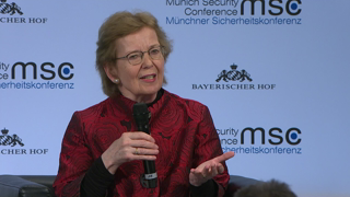 Munich Security Conference 2019: The Elders' Presentation: Nuclear Non-Proliferation and Disarmament