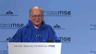 Munich Security Conference 2019: Welcome Remarks by Wolfgang Ischinger